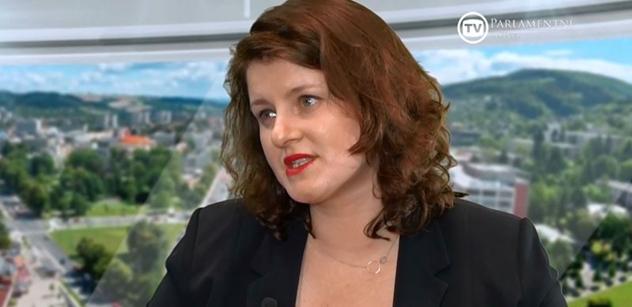 Ministryně Maláčová: Více peněz na zařízení pro děti, vyžadující okamžitou pomoc
