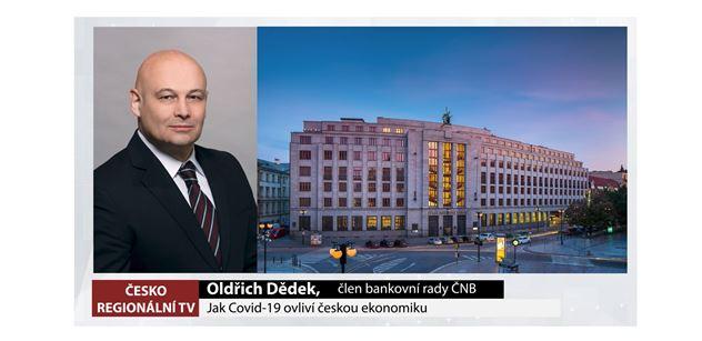Oldřich Dědek: Ochranné prvky českých platidel patří k světové špičce