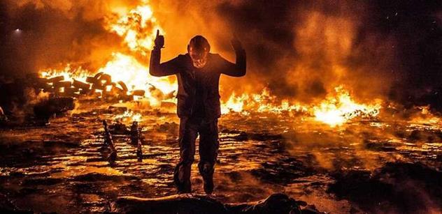 Jak dopadne Ukrajina pod vládou Západu. Děsivá vize zkušeného autora