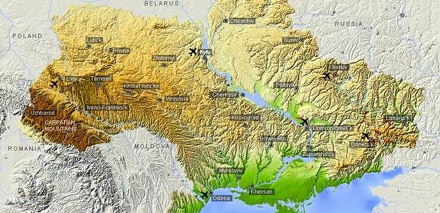 Tereza Spencerová: Normálně nenormální Kyjev v roli Mauglího