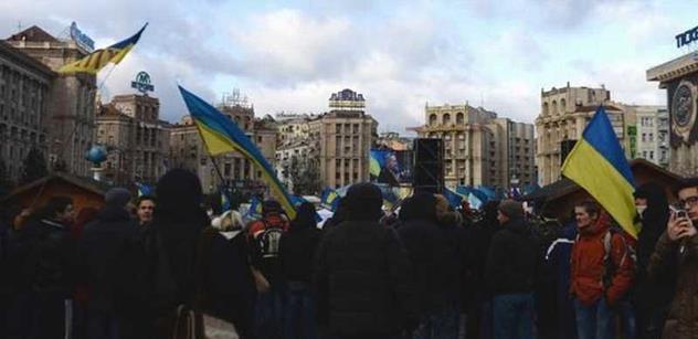 Václav Danda: Nové informace o pozadí státního převratu na Ukrajině. Příprava stála nejméně pět miliard dolarů!