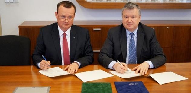 Správa hmotných rezerv a Potravinářská inspekce podepsaly dohodu o spolupráci