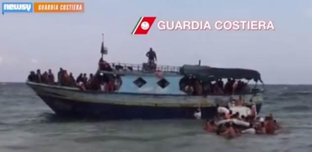 10 milionů uprchlíků v příštích letech. My už to víme dlouho. Otáčet lodě, vracet je pryč. Protože Evropa možná nepřežije, říká šéf českých zbrojařů Hynek
