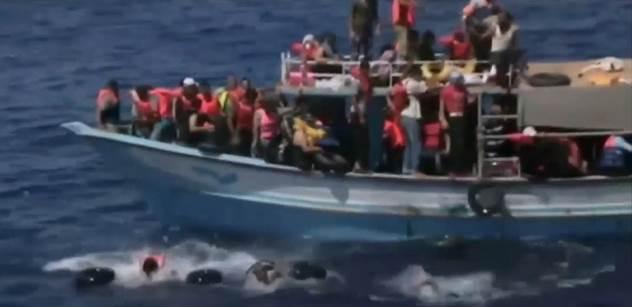 Italské lodě se musí mít na pozoru. Libyjský generál nařídil jejich bombardování