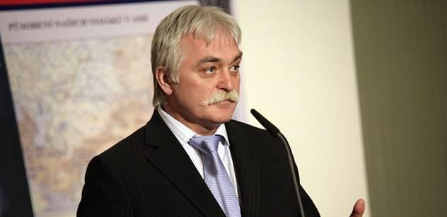 Bývalého ministra Urbana mrzí, že společnost OKD skončila v rukou Bakaly