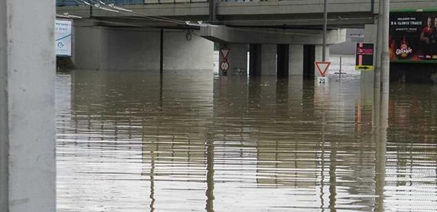 Diecézní charita vyčlenila na povodňovou pomoc téměř milion korun