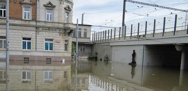 Brněnská Stavební fakulta nabízí bezplatné prohlídky zaplavených domů