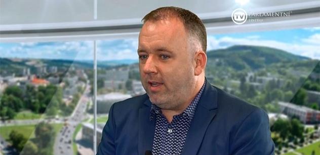 Regionální TV: Jsem přesvědčen, že modernizace staré nemocnice ve Zlíně bude trvat pouze jednotky let ...