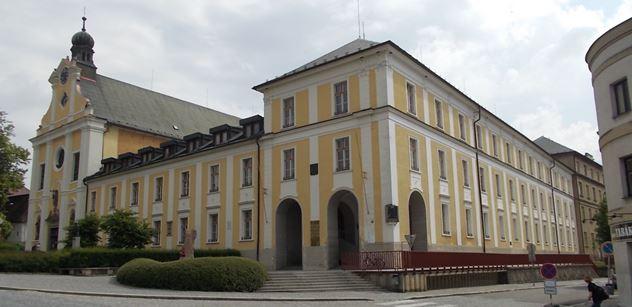 Kostel svaté Rodiny v areálu ÚZSVM v Havlíčkově Brodě slouží také kulturnímu životu města i kraje