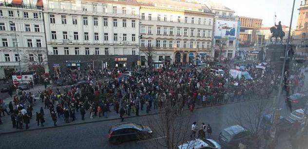 Majitel domu na Václavském náměstí uvedl, že chystá jeho demolici