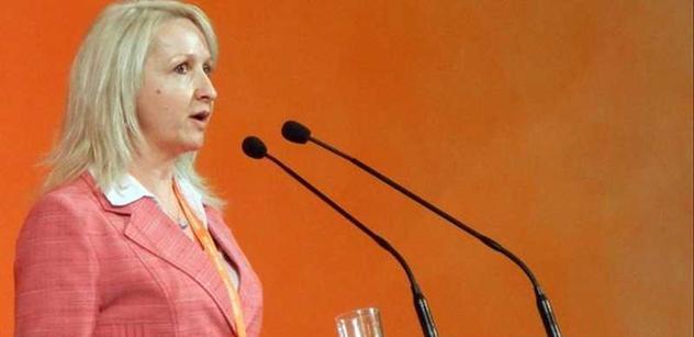 Váhalová (ČSSD): Krizi na Ukrajině nelze řešit silou