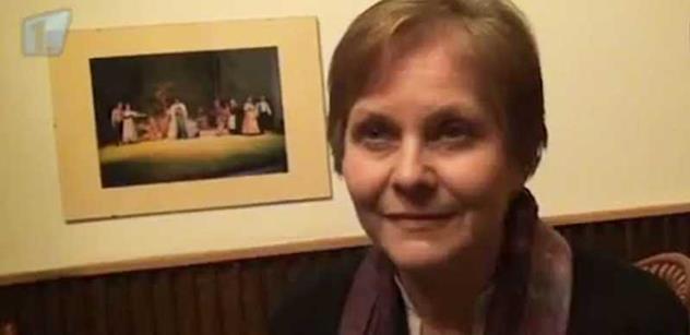 Marta Vančurová prozradila, co jejímu otci provedli za Masaryka. I jak prožívala listopad '89