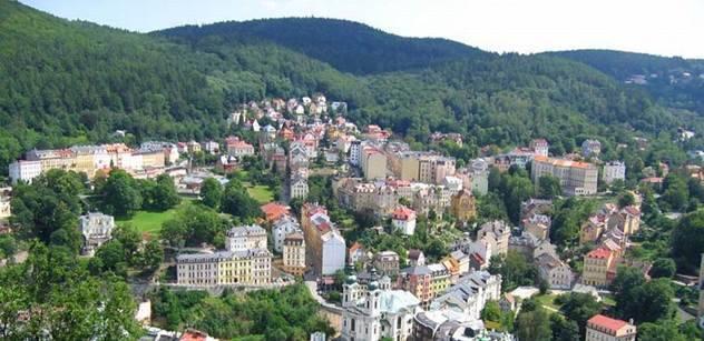 Karlovy Vary: Za vjezd do lázeňského území zaplatíte i kartou