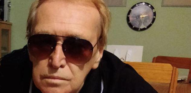 Putin a Sputnik. Pavel Černocký, dnešní čert všech kaváren, opět vyvolá rozruch