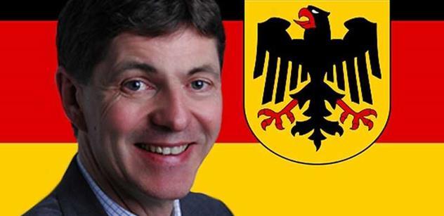 Německý velvyslanec: Naše země nese v Evropě odpovědnost, o kterou vůbec neusilovala. V Rusku se uraženost ze ztráty impéria mění v agresivitu