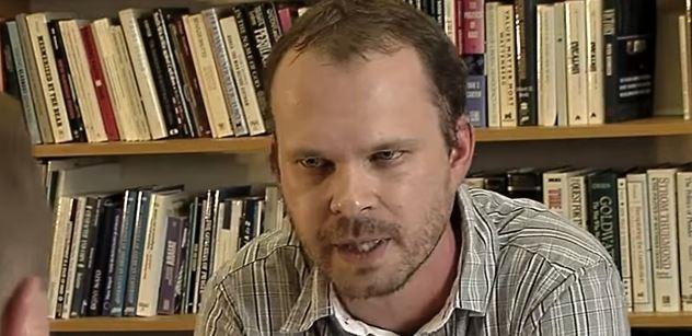 Prase a hovado, napsal o Janu Petránkovi redaktor Britských listů