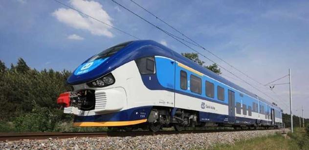ČD: Nový vlak EuroNight Vltava výrazně zkrátí jízdní dobu mezi Prahou a Moskvou
