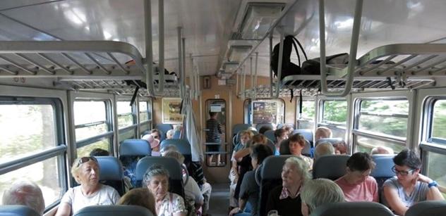 Praha 5 připravila výlety pro seniory, tentokrát i do Staré Huti