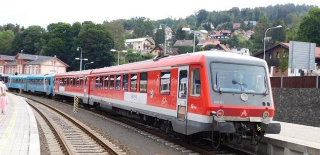 Jindřich Berounský: Hledá se nejlepší železniční dopravce