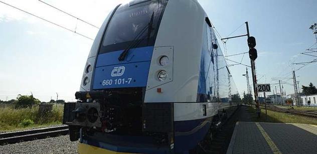 Asociace krajů bude diskutovat o provozování regionálních vlaků po roce 2019