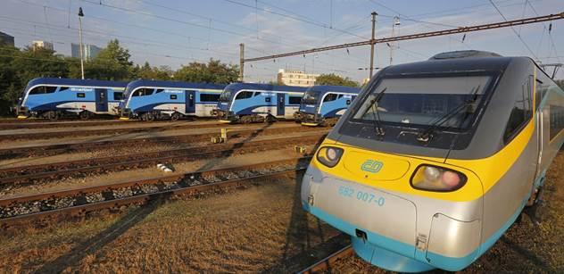 České dráhy si udržely vyšší rating. Loni vydělaly 882 milionů korun