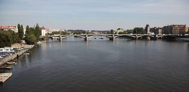 V Praze je vyhlášen třetí povodňový stupeň