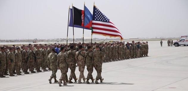 Zásadní text k válce v Afghánistánu sepsaný v USA. Zastáncům zahraničních misí asi nedá spát