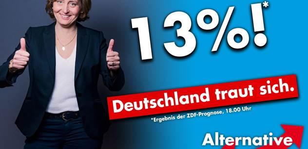Úder AfD: Napadena europoslankyně. Hon na čarodějnice, hlásí krajan z Berlína