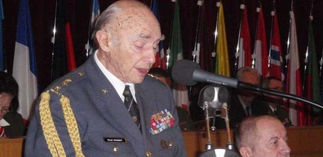 Válečný hrdina ze dvou front, plukovník Vranský: Na Ukrajině předvádí NATO svou sílu, hrozí světová katastrofa. S tím nemůže souhlasit nikdo z nás