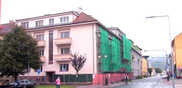 Město Vsetín podpoří obnovu pěti historických domů