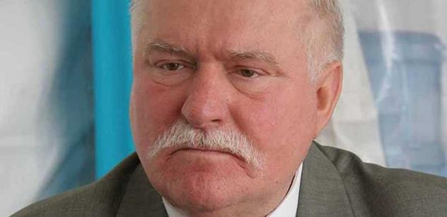 Exprezident Walesa se stydí za novou polskou vládu