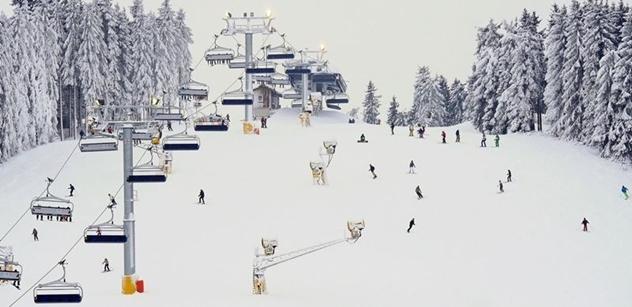 Více než 70 % Čechů hrozí při lyžařské dovolené obrovské finanční dluhy