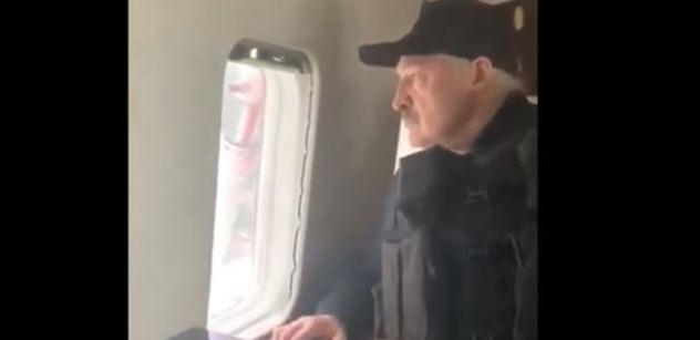 Podporujete proti mně protesty! Lukašenko obvinil Česko a další země