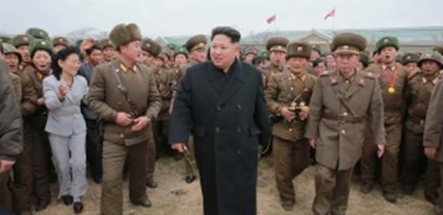 KLDR zlikviduje před zraky amerických novinářů své jaderné testovací středisko