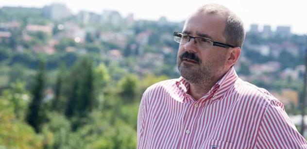 Poslanec ODS Žáček hlásí přímo z východu Ukrajiny: Provokační role Ruska je jasná. Navazuje to na agresi z minulých let