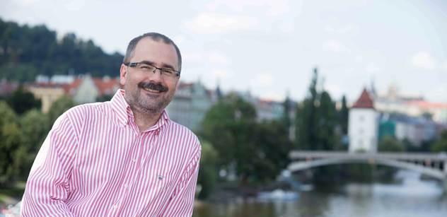 Žáček z ÚSTRu, dnes poslanec ODS: Jak mohl slib poslanců číst komunista Filip? Oni nechtějí rozvíjet demokracii, chtějí její destrukci