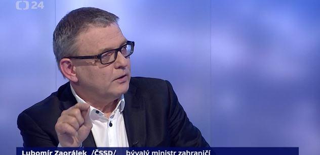 Ministr Zaorálek: Jednání musí být postavené na férovém přístupu k oběma stranám