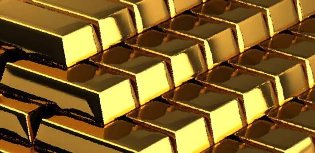 Češi investovali do zlata nejvíce peněz za posledních dvacet let