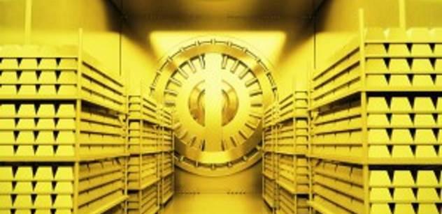 ZLATO.CZ: Česko se dál zbavuje zlata v devizových rezervách. Jsme až na sedmdesátém místě na světě