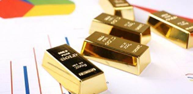ZLATO.CZ: Nejistá budoucnost zdražuje žlutý kov