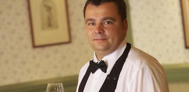 Každá oslava si zaslouží kvalitní víno, říká odborník Martin Žůrek